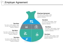 Employer Agreement Ppt PowerPoint Presentation Slides Example Cpb