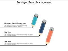 Employer Brand Management Ppt PowerPoint Presentation Portfolio Gallery Cpb
