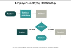 Employer Employee Relationship Ppt Powerpoint Presentation Styles Guide Cpb