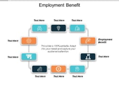 Employment Benefit Ppt PowerPoint Presentation Styles Slide Download Cpb