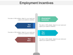 Employment Incentives Ppt Powerpoint Presentation Ideas Gridlines Cpb