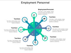 Employment Personnel Ppt PowerPoint Presentation Visual Aids Icon