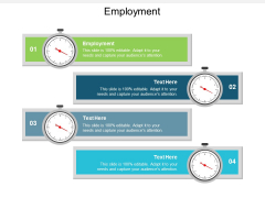 Employment Ppt PowerPoint Presentation Styles Outfit Cpb