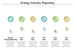 Energy Industry Reporting Ppt PowerPoint Presentation Show Example Cpb Pdf