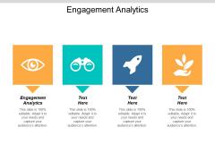 Engagement Analytics Ppt PowerPoint Presentation Inspiration Graphics Design Cpb