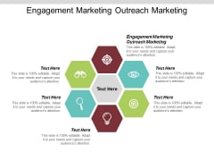 Engagement Marketing Outreach Marketing Ppt Powerpoint Presentation Summary Professional Cpb