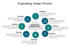 Engineering Design Process Ppt PowerPoint Presentation Styles Cpb Pdf