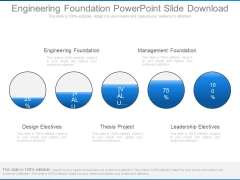 Engineering Foundation Powerpoint Slide Download