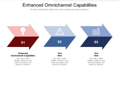 Enhanced Omnichannel Capabilities Ppt PowerPoint Presentation Show Graphics Template Cpb Pdf