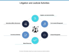 Enterprise Analysis Litigation And Judicial Activities Guidelines PDF