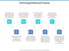Enterprise Analysis Technology Intellectual Property Background PDF