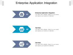Enterprise Application Integration Ppt PowerPoint Presentation Model Guide Cpb Pdf