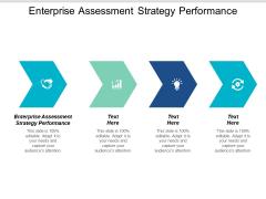 Enterprise Assessment Strategy Performance Ppt PowerPoint Presentation Infographics Design Ideas Cpb