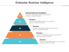 Enterprise Business Intelligence Ppt PowerPoint Presentation Infographics Designs Cpb