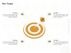 Enterprise Capabilities Training Our Target Ppt PowerPoint Presentation Portfolio Outline PDF