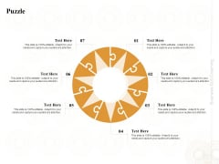 Enterprise Capabilities Training Puzzle Ppt PowerPoint Presentation Infographic Template Design Templates PDF