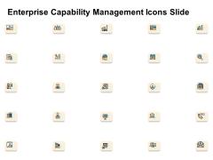 Enterprise Capability Management Icons Slide Ppt Styles Templates PDF