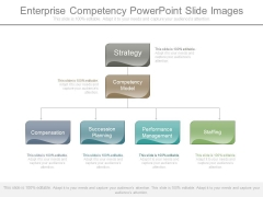 Enterprise Competency Powerpoint Slide Images