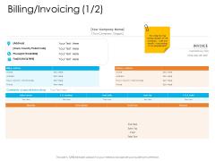 Enterprise Governance Billing Invoicing Code Clipart PDF