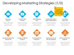 Enterprise Governance Developing Marketing Strategies Adapt Mockup PDF
