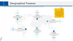 Enterprise Handbook Geographical Presence Ppt Infographics Skills PDF