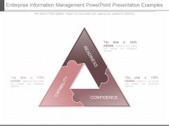 Enterprise Information Management Powerpoint Presentation Examples