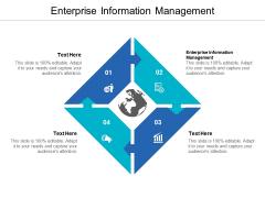 Enterprise Information Management Ppt PowerPoint Presentation Styles Tips Cpb