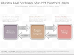 Enterprise Level Architecture Chart Ppt Powerpoint Images