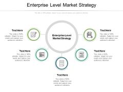 Enterprise Level Market Strategy Ppt PowerPoint Presentation Pictures Visual Aids Cpb Pdf