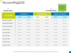 Enterprise Management Accounting Business Template PDF