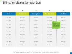 Enterprise Management Billing Invoicing Sample Pictures PDF
