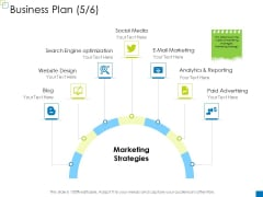 Enterprise Management Business Plan Paid Background PDF