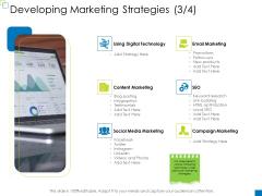 Enterprise Management Developing Marketing Strategies Formats PDF
