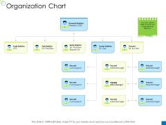Enterprise Management Organization Chart Information PDF