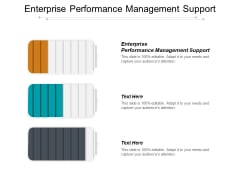 Enterprise Performance Management Support Ppt PowerPoint Presentation Professional Example