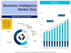 Enterprise Problem Solving And Intellect Business Intelligence Market Size Ppt PowerPoint Presentation Portfolio Inspiration PDF