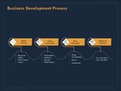 Enterprise Review Business Development Process Ppt Background Images PDF