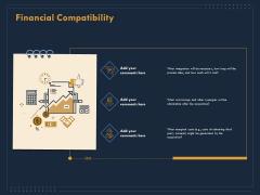 Enterprise Review Financial Compatibility Ppt Portfolio Ideas PDF