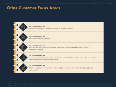 Enterprise Review Other Customer Focus Areas Ppt Outline Guidelines PDF