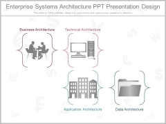 Enterprise Systems Architecture Ppt Presentation Design