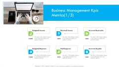 Enterprise Tactical Planning Business Management Kpis Metrics Microsoft PDF