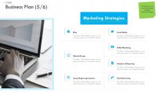 Enterprise Tactical Planning Business Plan Blog Ppt Outline Deck PDF