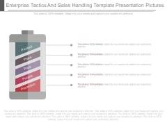 Enterprise Tactics And Sales Handling Template Presentation Pictures