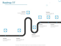 Enterprise Thesis Roadmap Ppt Professional Images PDF