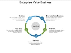 Enterprise Value Business Ppt PowerPoint Presentation Infographics Master Slide Cpb Pdf