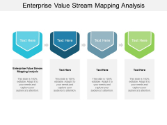 Enterprise Value Stream Mapping Analysis Ppt PowerPoint Presentation Gallery Graphics Design Cpb