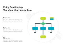 Entity Relationship Workflow Chart Vector Icon Ppt PowerPoint Presentation Layouts Inspiration PDF