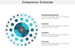 Entrepreneur Enterprise Ppt Powerpoint Presentation Portfolio Model Cpb