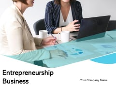 Entrepreneurship Business Sales Strategy Ppt PowerPoint Presentation Complete Deck