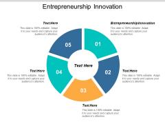 Entrepreneurship Innovation Ppt PowerPoint Presentation Professional Icon Cpb